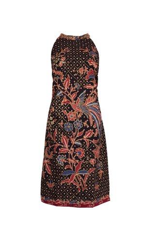 20068 SKU:0038 Dress, w/Halter neckline  Size : M